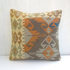 Decorative Ethnic Kilim Pillow