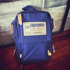 กระเป๋าเป้ กระเป๋าผ้าใบ แฟชั่นเกาหลี ราคา 790 บาท  #Preorder รหัส KJ304 ไม่มีวันปิดรอบ สั่งซื้อได้ทุกวัน รอสินค้า 15-20 วัน http://www.kjfashionstyle.com/product/4440/  ค่าจัดส่งสินค้า ลงทะเบียน ตัวแรก 30 ตัวถัดไปเพิ่ม 10 บาท แบบ EMS ตัวแรก 50 ตัวถัดไปเพิ่ม 15 บาท  สนใจสั่งซื้อได้ทุกช่องทาง #Line@ : http://line.me/ti/p/%40rwq6084q #LINESHOP : https://shop.line.me/app/shop/end?shopId=42444 #Inbox: http://www.fb.com/messages/fashionstyle.kj #เว็บไซต์ : http://www.kjfashionstyle.com…