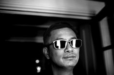 Wong Kar-wai [photo by Patrick Swirc]