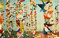 """reminds me of the story, """"sudoku and the 1000 paper cranes"""""""