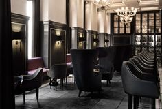 Balthazar, Hotel D'Angleterre, Copenhagen