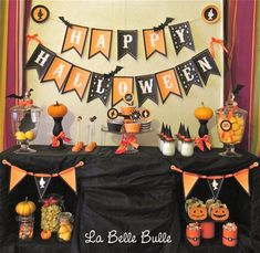 bewitching halloween party by La Belle Bulle