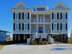 Sea La Vie Oceanfront, new for 2012, Pool, Elevator, 8 Bedrooms ... Best New Luxury Home on the Beach!