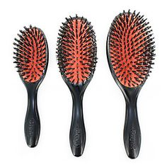 DENMAN Grooming Brush with 100% Natural Boar Bristle - $17.99 - $22.99. Want it!