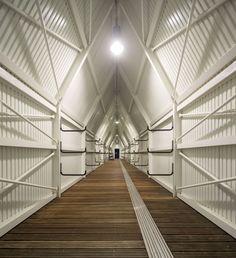 Belém Lima Arquitectos, Fernando Guerra / FG+SG · Cais de Bagaúste, Lamego
