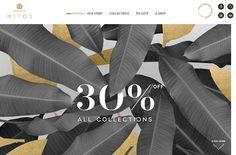 MITOS Swimwear | Web Design File