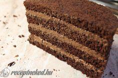 Eat Pray Love, Hungarian Recipes, Cake Cookies, Nutella, Tiramisu, Cake Recipes, Deserts, Food And Drink, Cooking Recipes