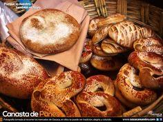Hojaldras, pan tradicional Oaxaqueño.