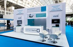 Custom Stand Design, Custom Built Exhibition Stands, Exhibition Stand Designers Specialists