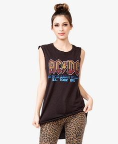 ACDC® 1982 Tank | FOREVER 21 - 2021841368