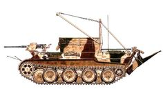 Bergepanther, Septiembre 1943