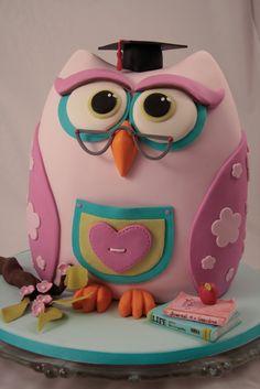 Owl-Cake-FlourAndFondant-2011-6547.jpg 1,067×1,600 pixels