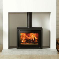 Riva Studio 500 Freestanding Wood Burning Stove | Fireplace Products
