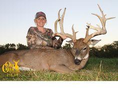#BBD #bigbuckdown #oakcreekgiant #trophywhitetaildeerhunting www.oakcreekwhitetailranch.com