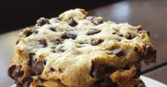 This was my first time EVER to attempt a Sugar Free/Low Carb Chocolate Chip Cookie recipe and MAN these were awesome! They got a...