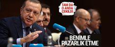 TOBB Türkiye Ekonomi Şurası'nda Erdoğan'ın istihdam konusundaki seferberlik çağrısının ardından iş adamları tek tek söz alıp, çağrıya destek verdi. Ancak kapalı kapılar ardından yapılan toplantıda ilginç bir de olay yaşandı.