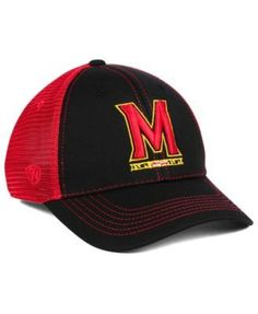 premium selection 54903 97e01 Top of the World Maryland Terrapins Peakout Stretch Cap Men - Sports Fan  Shop By Lids - Macy s