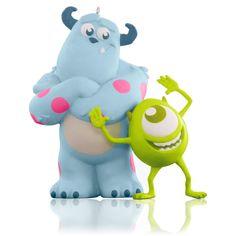 Disney/Pixar Monsters Inc. Little Monsters Ornament