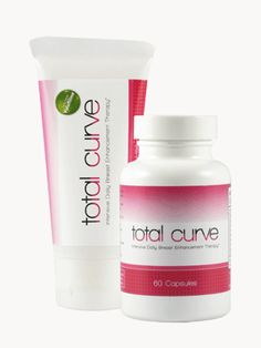 Review Total Curve Natural Breast Enhancement Therapy -  Total Curve is the 3-step breast enhancement therapy with the natural breast enhancement process that nurtures and grows the female breasts from the inside out.  As women, we have a certain thing that really is involved in most everything, our breasts. No matter what we do they are always there...