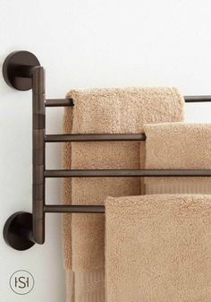 Ikea Curtain Rod As Extra Long Towel Bar Bathroom