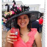 Derby Hat by HAT-A-TUDE.com