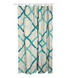 Danica Studio Ruffle Shower Curtain #Dillards