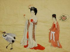 Women in Chinese Painting - China culture
