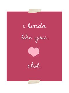 valentine's day romantic quote art print  by exlibrispaperdesigns, $12.00