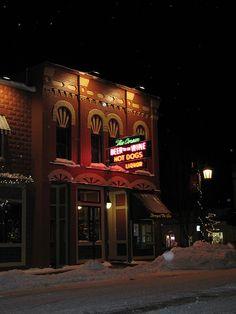 Corner Bar - Rockford, Michigan - Best Chili Dog