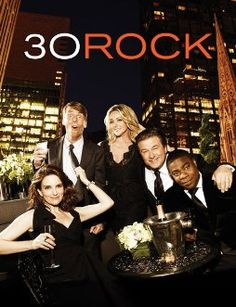 30 Rock...Superior writing; always hilarious.  Thursday nights will never be the same.