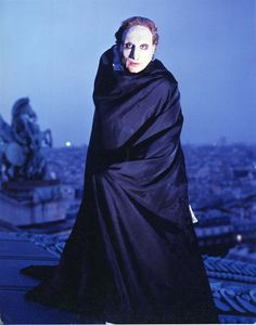 """Charles Dance as Erik/Phantom of the Opera in """"The Phantom of the Opera"""" miniseries. She Belongs To Me, Show Me Your Face, Paris Opera House, Teri Polo, Opera Ghost, Charles Dance, Gaston Leroux, Music Of The Night, Love Never Dies"""