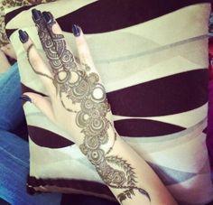 #henna design