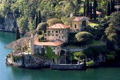 Villa del Balbianello Italian Wedding Venue