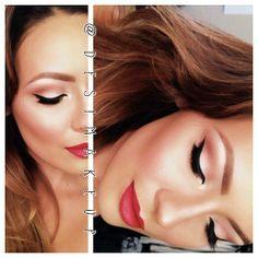 Make-up. @desimakeup (DESI PERKINS)