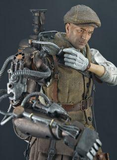 mechanical arm steampunk - Google Search