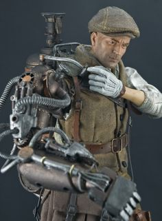 mechanical arm steampunk - Google Search