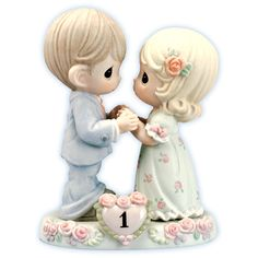 Precious Moments Wedding Figurine