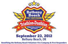 Bethany Beach Delaware Triathlon | 2012 Bethany Beach First Responders Triathlon & Duathlon
