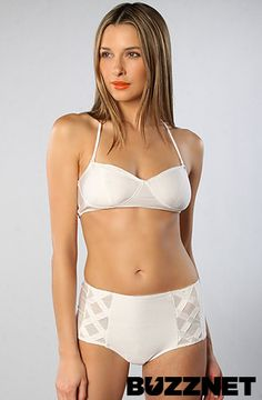 Hannabeth's 25 Best Swimsuits for Summer. See where to buy here: http://buzznet.com/~6549df5