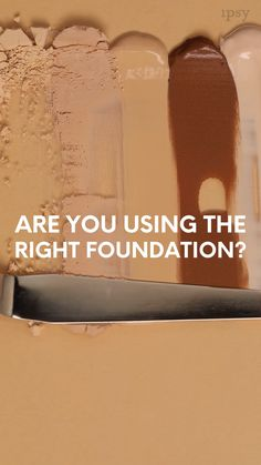 Are you using the right foundation? Bailey Sarian is revealing the best foundation for each skin type, plus walking us through different foundation finishes! Foundation Application Tutorial, Interior Paint Colors For Living Room, How To Make Money, Make Up, Makeup Rooms, Makeup Tips For Beginners, Best Foundation, How To Apply Makeup, Makeup Videos