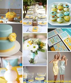 Ideas Wedding Colors Blue Yellow Teal For 2019 Coral Wedding Themes, Summer Wedding Colors, Wedding Color Schemes, Wedding Decorations, Wedding Colours, Yellow Weddings, Summer Colors, Spring Wedding, Beach Wedding Reception