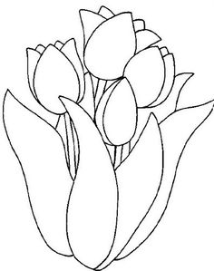 Anyáknapi kifestők - turaovi.lapunk.hu Flower Coloring Pages, Coloring Pages To Print, Colouring Pages, Coloring Pages For Kids, Coloring Books, Stencil Patterns, Applique Patterns, Mosaic Patterns, Stained Glass Flowers
