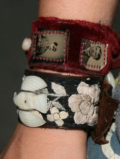 another interesting idea for honoring your ancestors - make a bracelet