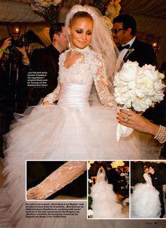 Favorite celebrity wedding dress