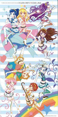 Star-Anis. Kawaii Art, Kawaii Anime, Mermaid Melody, Gekkan Shoujo Nozaki Kun, Cocoppa Play, Kaichou Wa Maid Sama, Calendar Girls, Anime Angel, Anime Shows