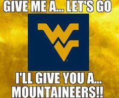 Go Mountaineers!!