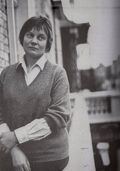 Iris Murdoch, author of The Black Prince and A Severed Head