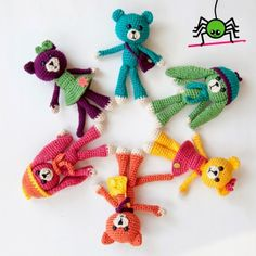 25 New Amigurumi Crochet Patterns and Tips