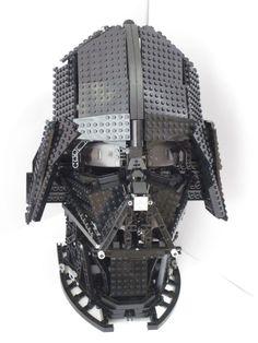 Lego Darth Vader Head
