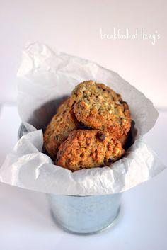 breakfast at lizzy's: biscotti croccanti con avena e riso soffiato